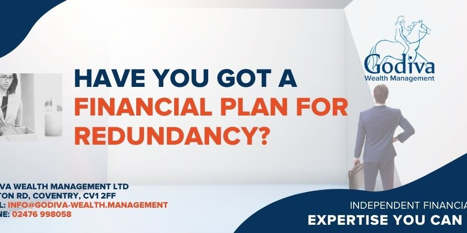 Have you got a redundancy Plan?