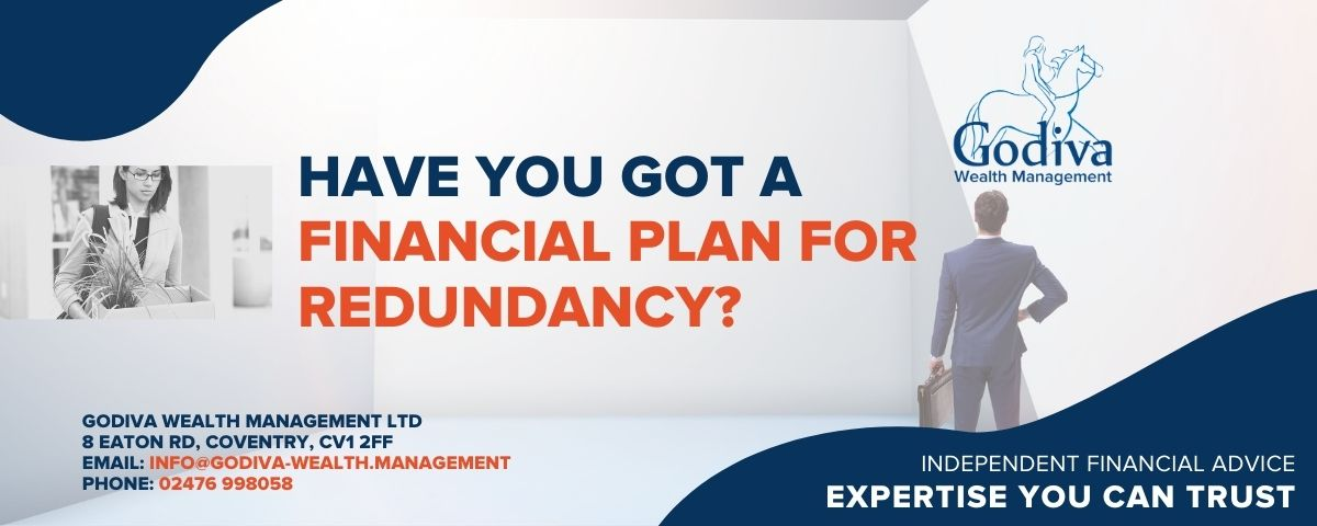 Have you got a redundancy Plan?